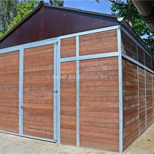 Storage room and Carport